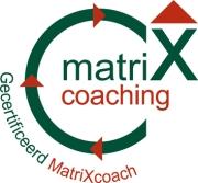 Logo gecertificeerd MatriXcoach JPG formaat-2